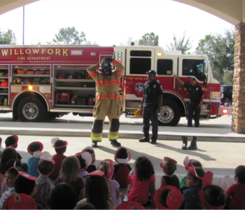 Fire Truck and Fire Safety